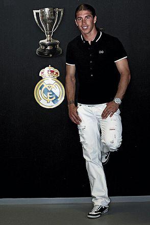 Sergio Ramos photos