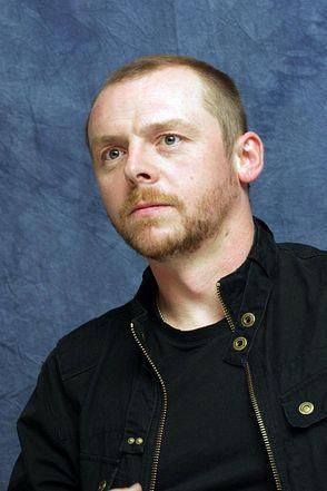 Simon Pegg photos